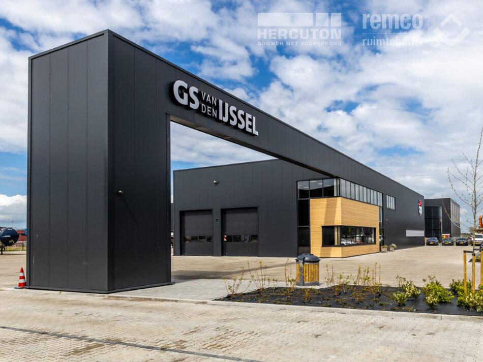 GS vd IJssel opgeleverd