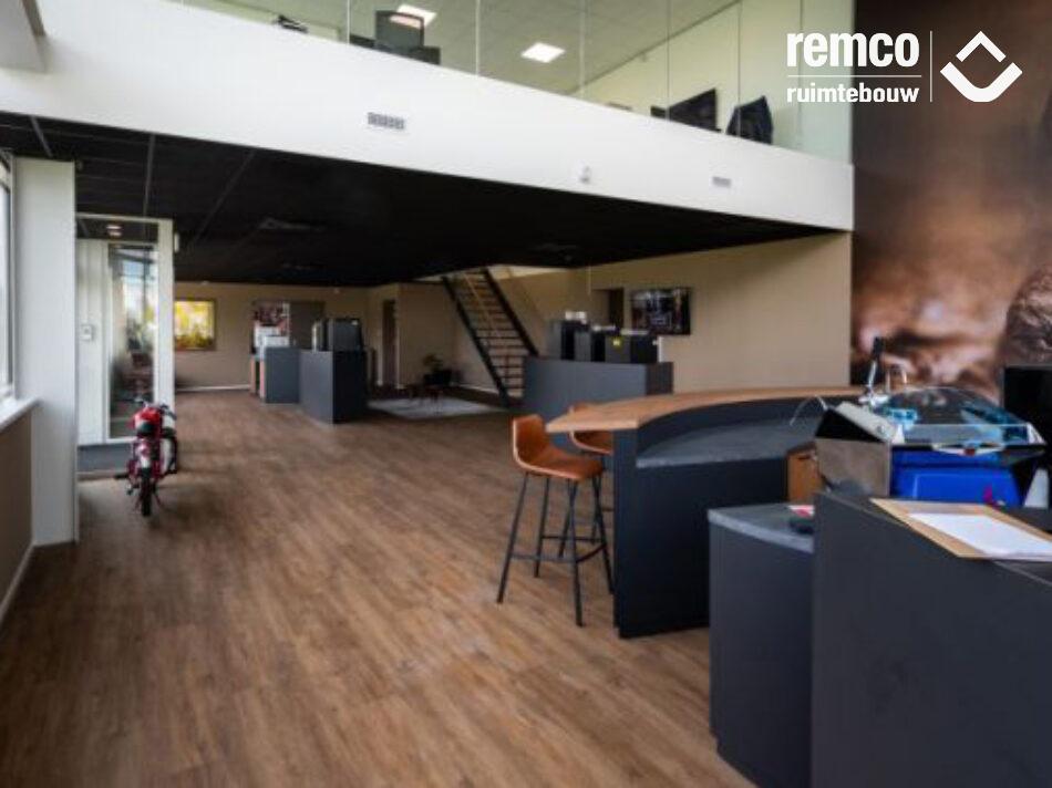 Nieuwbouw kantoor KoffiePartners